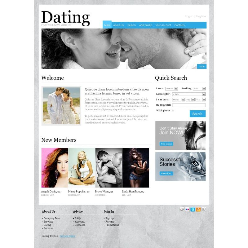 dating site that is free er