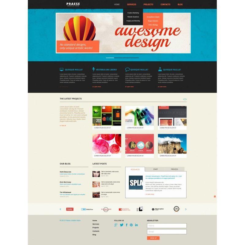 Как создать свой дизайн сайта